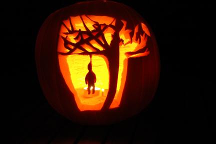HangmanPumpkin