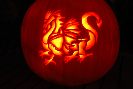 DragonPumpkin