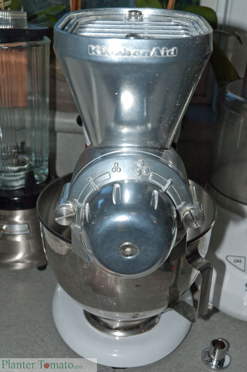 Grain Mill Attachment